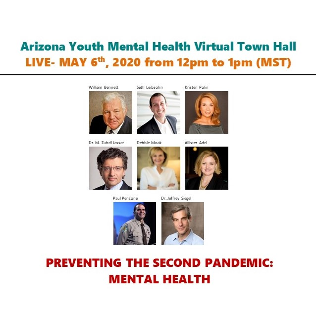 Preventing the Second Pandemic: Mental Health