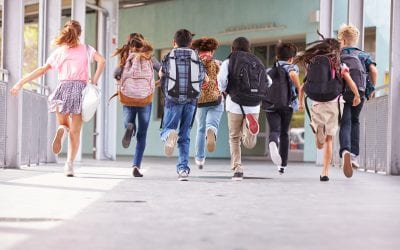 The Simple Seven: Tips for Reducing Back-to-School Stress